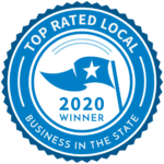 top rated local winner logo