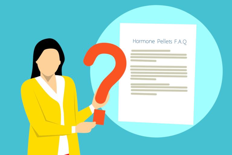 Hormone Pellets FAQs banner