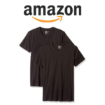Amazon Black Tshirt