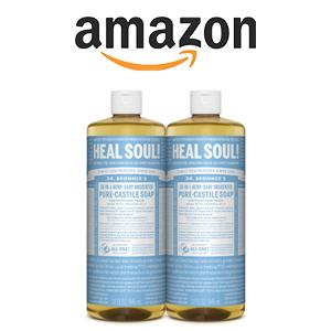 Amazon Body Cleanser