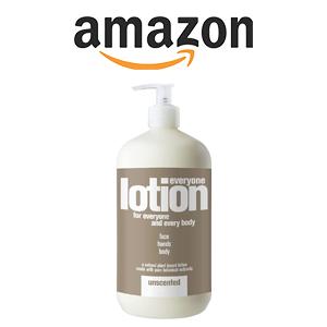 Amazon Body Moisturizer