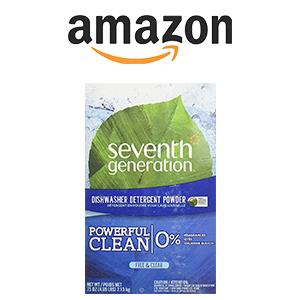 Amazon Dishwasher Detergent