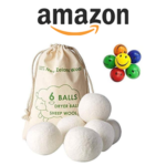 Amazon Wool Dryer Balls