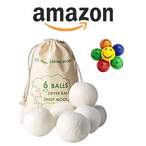 Amazon Wool Dryer Balls